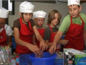 Bild zum Projekt Kindermahlzeit